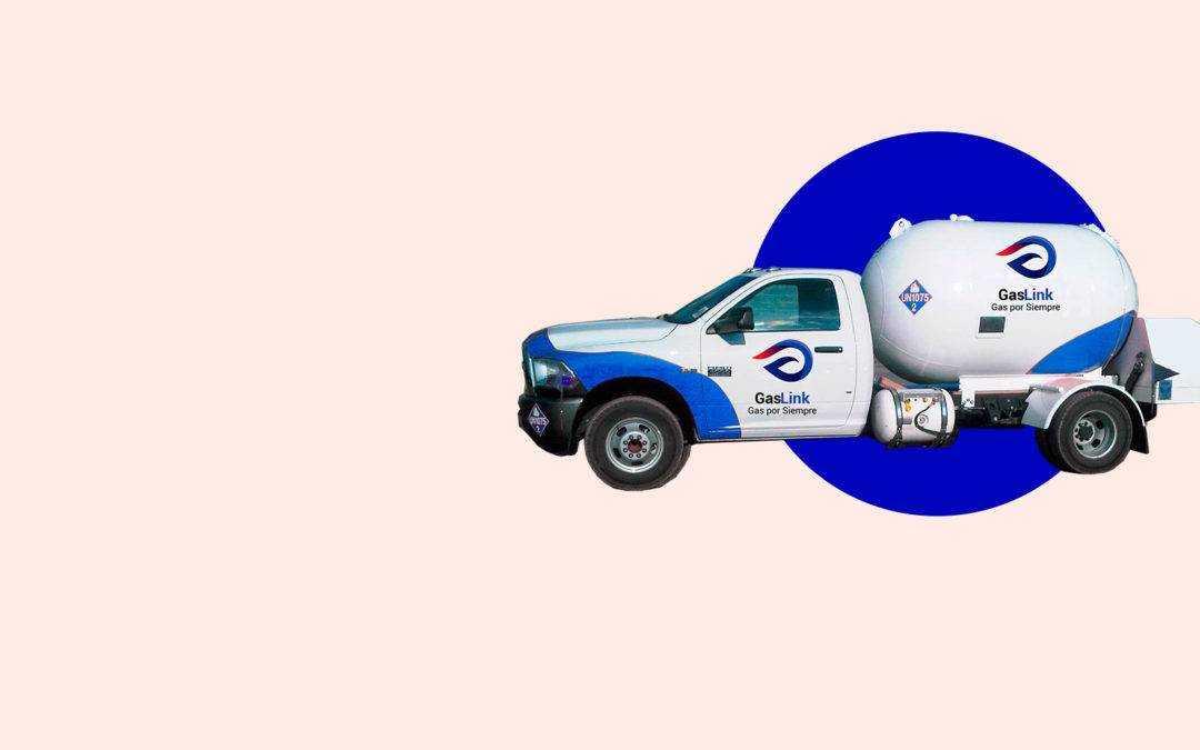 Pipas de gas Nicolas Romero en el servicio a domicilio