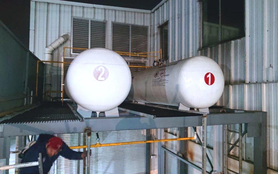 Gas LP para maquiladoras y las medidas de seguridad