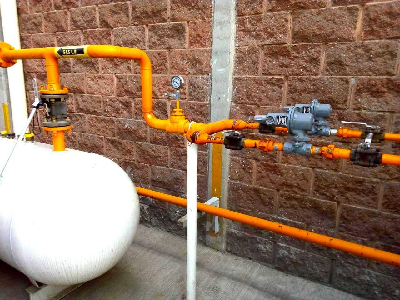 Tipos de instalación de gas lp  Tipos de instalacion de Gas LP y accesorios requeridos Instalacion de P al P y de cobre en Naucalpan para Gas LP