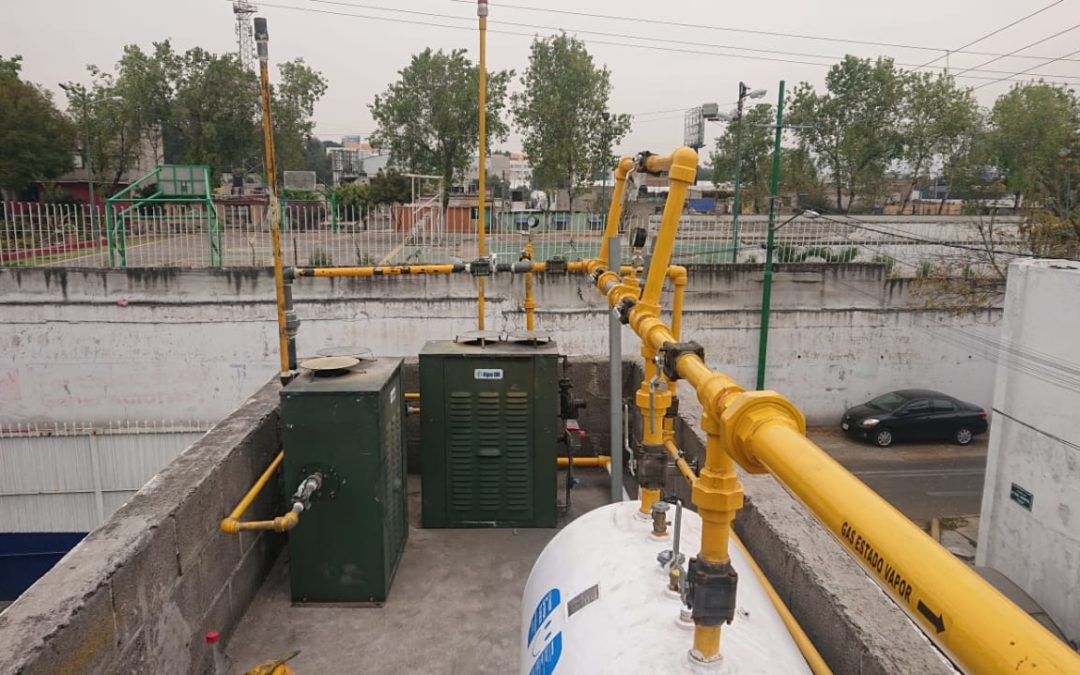 Venta de tanques estacionarios: ¿qué tamaños existen?
