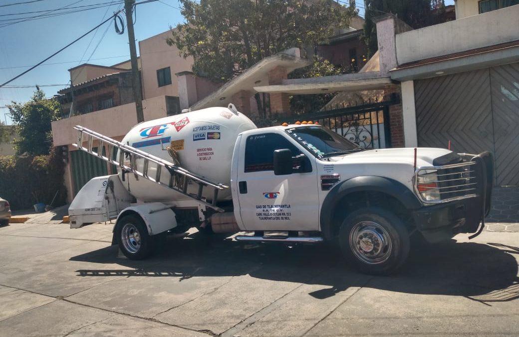 Pipas de gas a domicilio, el mejor servicio con GasLink