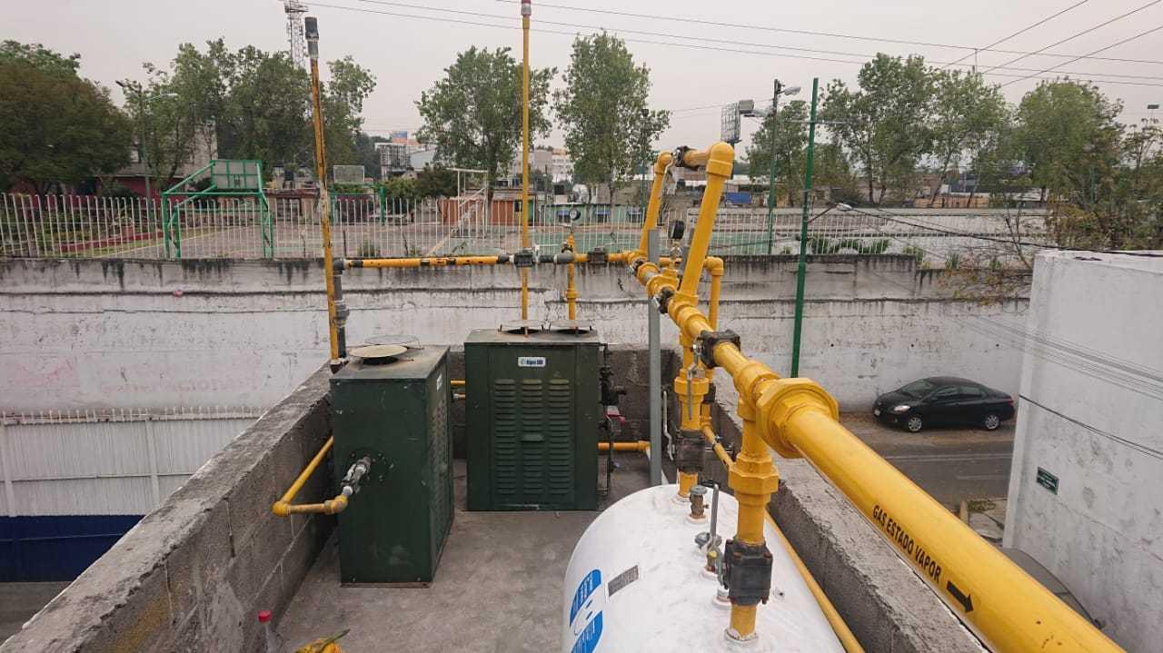 Instalacion de tanque estacionario para un correcto funcionamiento  Instalacion de tanque estacionario para un correcto funcionamiento Reparacion y mantenimiento de tanques estacionarios con GasLink