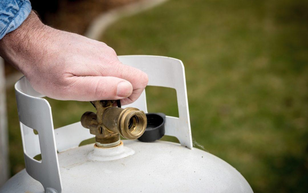 Seguridad en el hogar para tener un cilindro de Gas LP