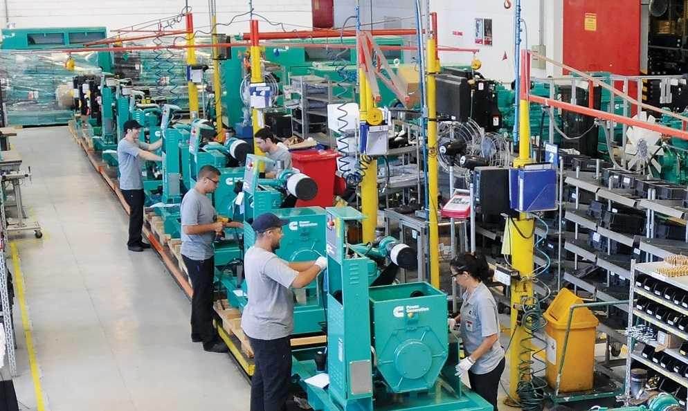 Tecnologia Gas LP en el servicio para para industrias