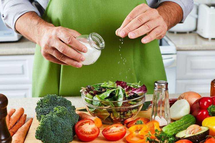 Tips de cocina para hacer más ligera la comida