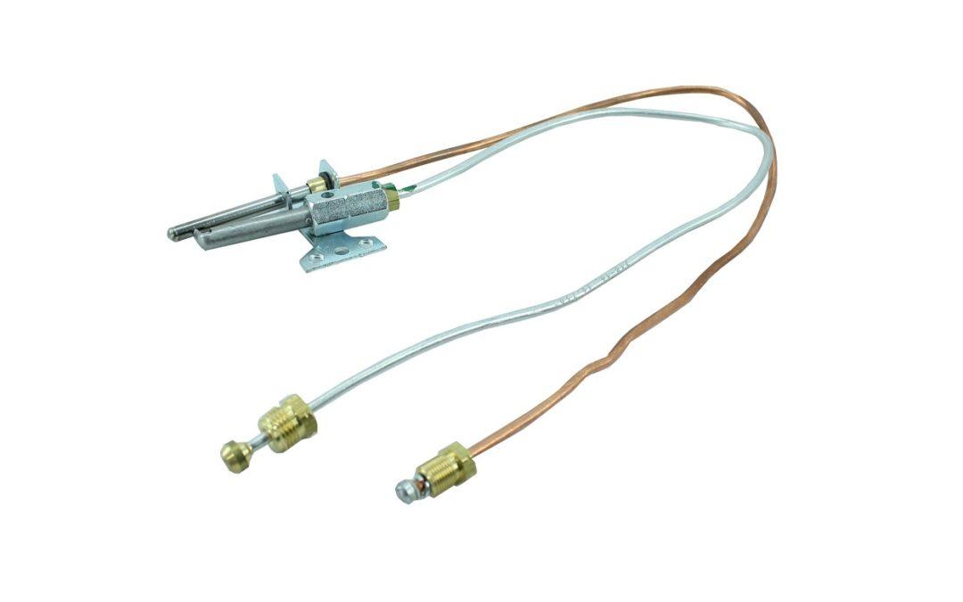 Espreas para Gas LP durante la instalación y cambio