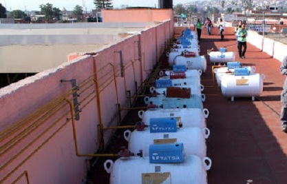 Gas estacionario: mantenimiento y usos