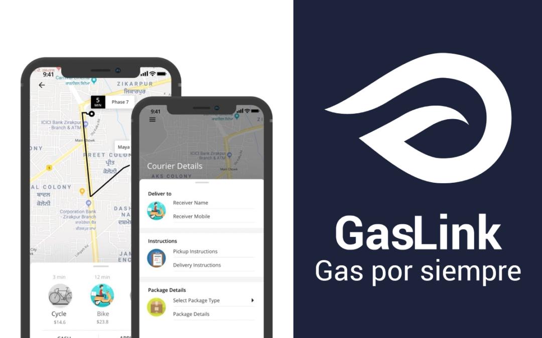 Uber de Gas LP que mantiene el suministro permanente