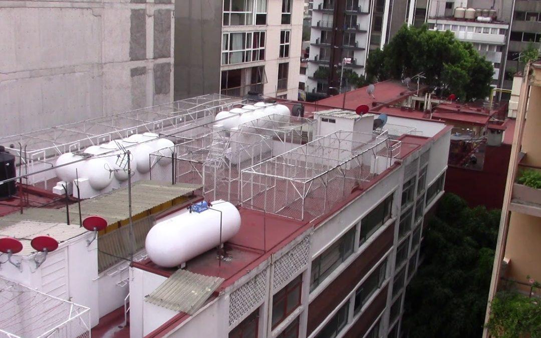 Instalacion de gas estacionario y mantenimiento posterior