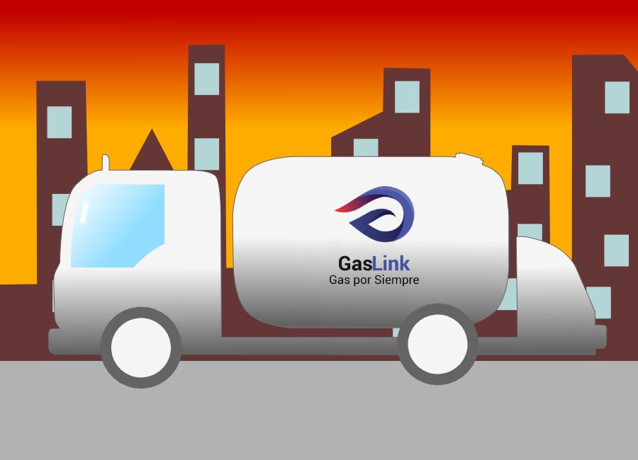 Gas LP a domicilio, un servicio completo con GasLink