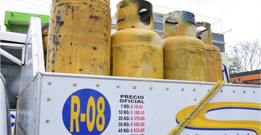 Precio del Gas LP se mantiene por debajo de los 11 pesos con GasLink