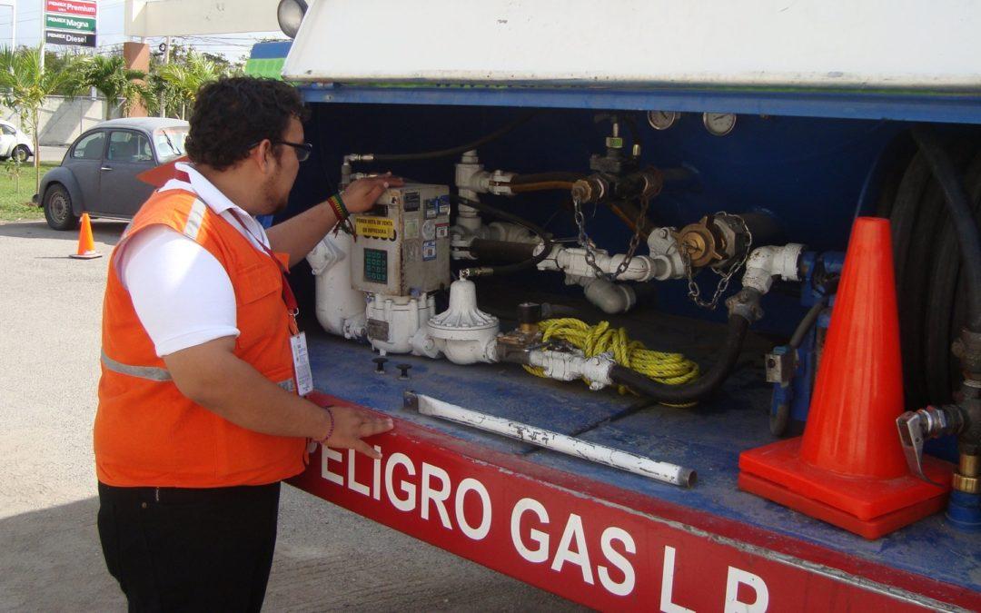 Precio Gas LP noviembre 2020 en GasLink y las gaseras