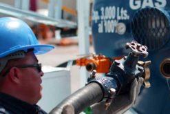 Gas lp Servicio a industrias GAS LP